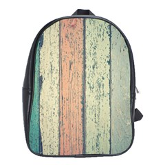 Abstract Board Construction Panel School Bags(large)