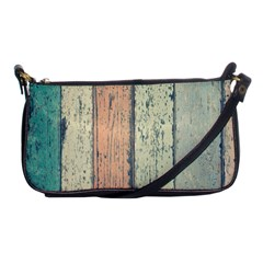 Abstract Board Construction Panel Shoulder Clutch Bags