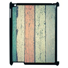 Abstract Board Construction Panel Apple iPad 2 Case (Black)