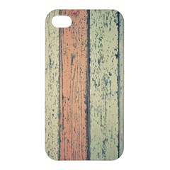 Abstract Board Construction Panel Apple iPhone 4/4S Premium Hardshell Case