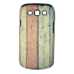 Abstract Board Construction Panel Samsung Galaxy S III Classic Hardshell Case (PC+Silicone)