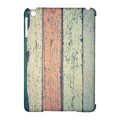 Abstract Board Construction Panel Apple iPad Mini Hardshell Case (Compatible with Smart Cover)