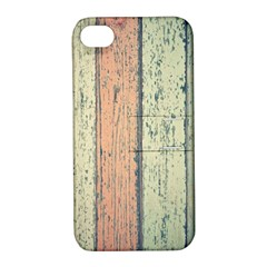 Abstract Board Construction Panel Apple Iphone 4/4s Hardshell Case With Stand