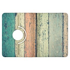 Abstract Board Construction Panel Kindle Fire HDX Flip 360 Case