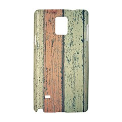 Abstract Board Construction Panel Samsung Galaxy Note 4 Hardshell Case