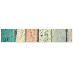 Abstract Board Construction Panel Flano Scarf (large)