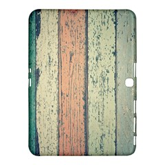 Abstract Board Construction Panel Samsung Galaxy Tab 4 (10.1 ) Hardshell Case