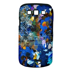 Abstract Farm Digital Art Samsung Galaxy S Iii Classic Hardshell Case (pc+silicone)