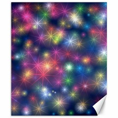 Abstract Background Graphic Design Canvas 8  X 10