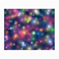 Abstract Background Graphic Design Small Glasses Cloth (2-Side)