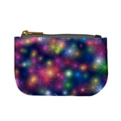 Abstract Background Graphic Design Mini Coin Purses