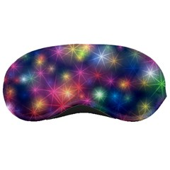 Abstract Background Graphic Design Sleeping Masks