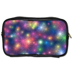 Abstract Background Graphic Design Toiletries Bags 2-Side