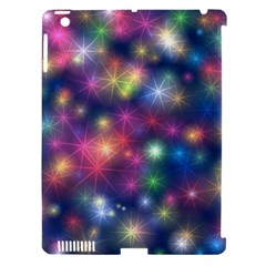 Abstract Background Graphic Design Apple iPad 3/4 Hardshell Case (Compatible with Smart Cover)