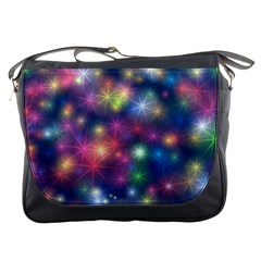 Abstract Background Graphic Design Messenger Bags