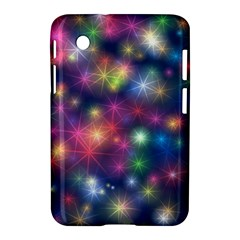 Abstract Background Graphic Design Samsung Galaxy Tab 2 (7 ) P3100 Hardshell Case