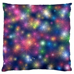 Abstract Background Graphic Design Standard Flano Cushion Case (One Side)