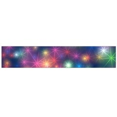Abstract Background Graphic Design Flano Scarf (Large)