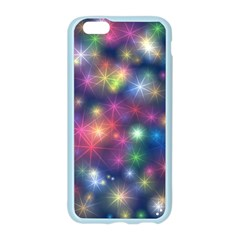 Abstract Background Graphic Design Apple Seamless iPhone 6/6S Case (Color)