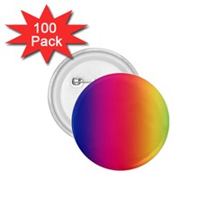 Abstract Rainbow 1.75  Buttons (100 pack)