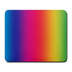 Abstract Rainbow Large Mousepads