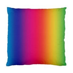 Abstract Rainbow Standard Cushion Case (One Side)