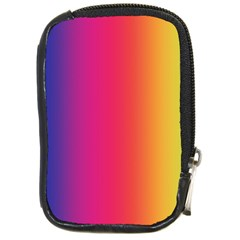 Abstract Rainbow Compact Camera Cases