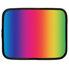Abstract Rainbow Netbook Case (xxl)
