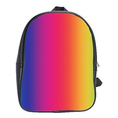 Abstract Rainbow School Bags(Large)