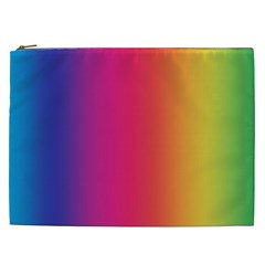 Abstract Rainbow Cosmetic Bag (XXL)