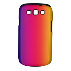 Abstract Rainbow Samsung Galaxy S III Classic Hardshell Case (PC+Silicone)
