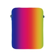 Abstract Rainbow Apple Ipad 2/3/4 Protective Soft Cases