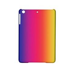 Abstract Rainbow iPad Mini 2 Hardshell Cases