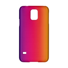 Abstract Rainbow Samsung Galaxy S5 Hardshell Case