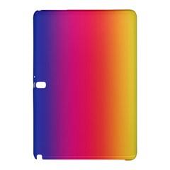 Abstract Rainbow Samsung Galaxy Tab Pro 12.2 Hardshell Case