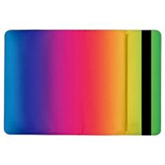 Abstract Rainbow Ipad Air 2 Flip