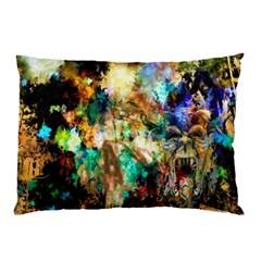 Abstract Digital Art Pillow Case
