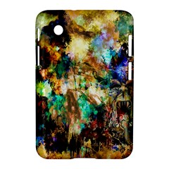 Abstract Digital Art Samsung Galaxy Tab 2 (7 ) P3100 Hardshell Case