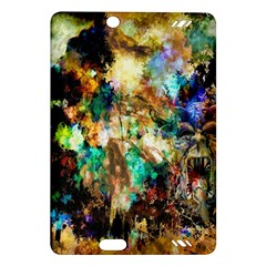 Abstract Digital Art Amazon Kindle Fire Hd (2013) Hardshell Case