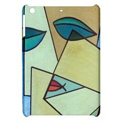Abstract Art Face Apple iPad Mini Hardshell Case