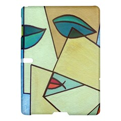 Abstract Art Face Samsung Galaxy Tab S (10.5 ) Hardshell Case