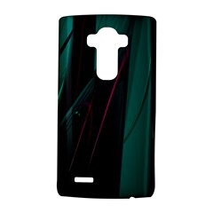 Abstract Green Purple Lg G4 Hardshell Case