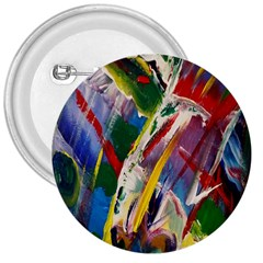 Abstract Art Art Artwork Colorful 3  Buttons