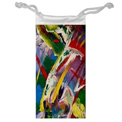 Abstract Art Art Artwork Colorful Jewelry Bag