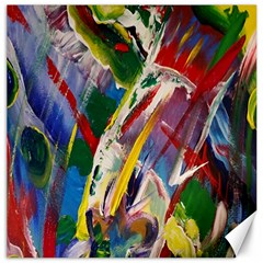 Abstract Art Art Artwork Colorful Canvas 16  x 16