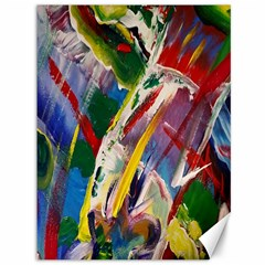 Abstract Art Art Artwork Colorful Canvas 36  x 48