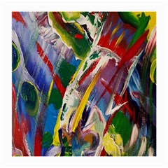 Abstract Art Art Artwork Colorful Medium Glasses Cloth (2-Side)
