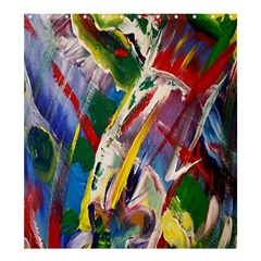 Abstract Art Art Artwork Colorful Shower Curtain 66  x 72  (Large)