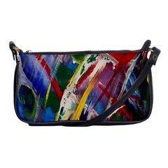 Abstract Art Art Artwork Colorful Shoulder Clutch Bags