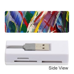 Abstract Art Art Artwork Colorful Memory Card Reader (Stick)
